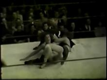 Collector's Classics 1 - 1950's Girls Wrestling (Silent) Clip 2 00:32:20