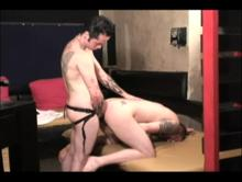 Couch Surfers 2 - Trans Men In Action Clip 5 01:20:00