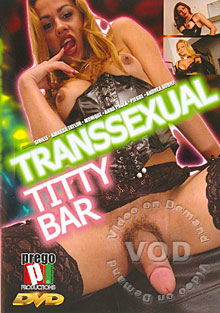 Transsexual Titty Bar Box Cover