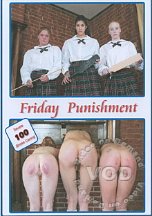 Friday Punishment Box Cover