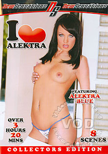 I Love Alektra Box Cover