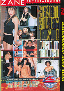 Sexual Society Two - Push It Through