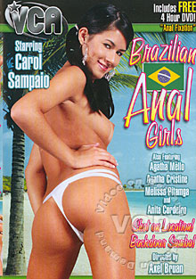Brazilian Anal Girls Box Cover
