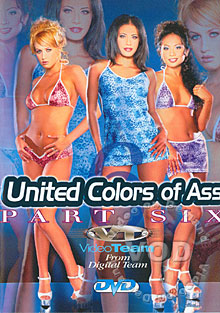 United Colors Of Ass Part Six