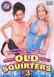 Old Squirters #3 Box Cover