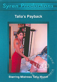 Talia's Payback Box Cover