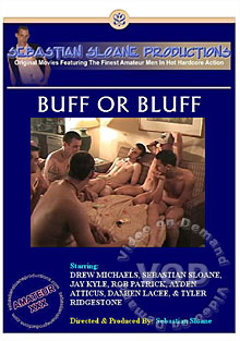 Buff Or Bluff Box Cover