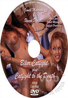 Biker Catfight Plus Catfight To The Death Box Cover