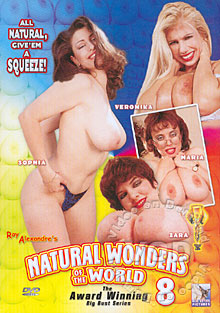 Natural Wonders Of The World 8 Box Cover