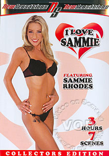 I Love Sammie Box Cover