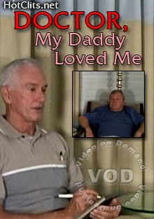 Doctor, My Daddy Loved Me Box Cover