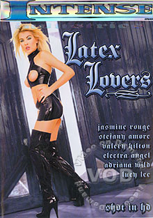 Latex Lovers Box Cover