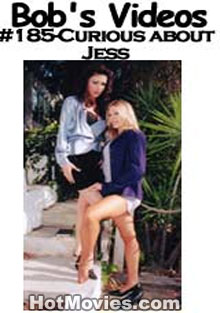 Curious About Jess Box Cover