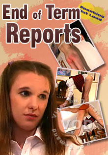 End of term Reports Box Cover