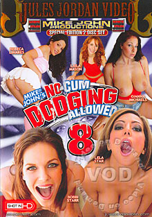 No Cum Dodging Allowed 8 Box Cover