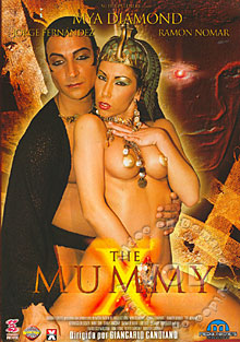The Mummy X Box Cover