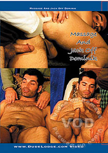 Massage And Jack Off Dominik