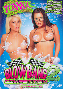 Blowbang Competition 2 Box Cover