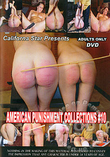 American Punishment Collections #10 Box Cover