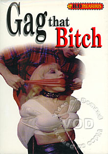Gag That Bitch Box Cover