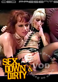 Sex, Down & Dirty Box Cover