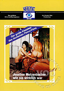 Josefine Mutzenbacher... Wie Sie Wirklich War Teil 1 (English) Box Cover - Login to see Back