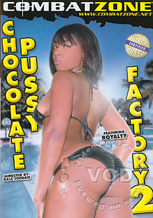 Chocolate Pussy Factory 2 Box Cover