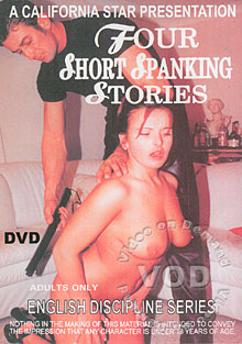 Four Short Spanking Stories Box Cover