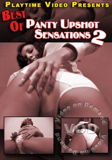 Best Of Panty Upshot Sensations 2 Box Cover