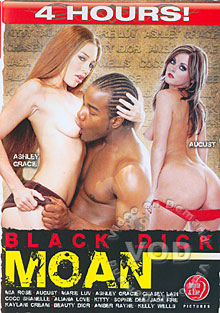 Black Dick Moan Box Cover