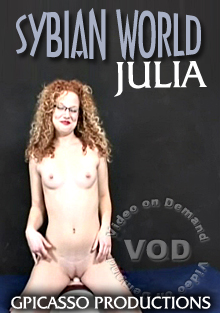 Sybian World - Julia Box Cover