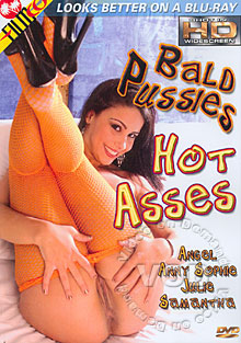 Bald Pussies Hot Asses Box Cover