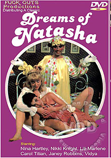 Dreams Of Natasha Box Cover