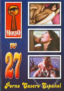 Morbo No. 27 Box Cover