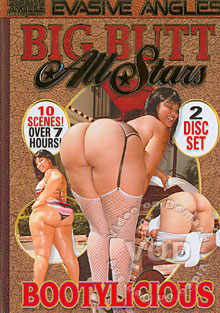 Big Butt All Stars - Bootylicious (Disc 2) Box Cover
