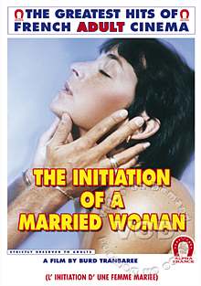 The Initiation Of A Married Woman Box Cover