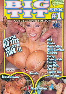 Big Tit Sex #1 Box Cover