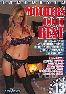 Mothers Do It Best Box Cover
