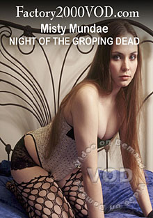 Night Of The Groping Dead Box Cover