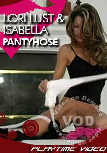 Lori Lust & Isabella Pantyhose Box Cover