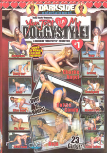 You Just Luv My Doggystyle! #1 Box Cover