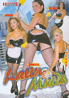 Latin Maids Box Cover