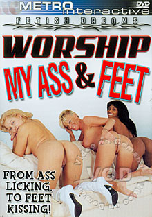 Worship My Ass & Feet Box Cover