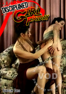 Disciplined Girl Friday Box Cover