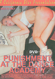 Punishment At The Dance Academy Box Cover