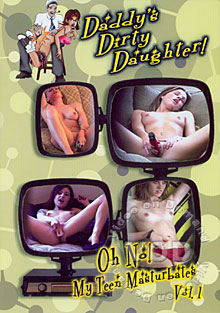 Daddy's Dirty Daughter Box Cover