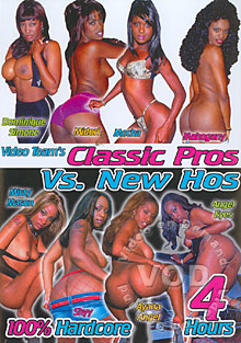 Classic Pros Vs. New Hos Box Cover