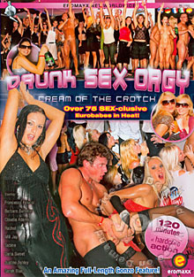 Drunk Sex Orgy - Cream Of The Crotch Box Cover
