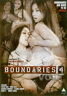 Boundaries 4 Box Cover