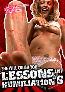 Lessons In Humiliation #6 Box Cover